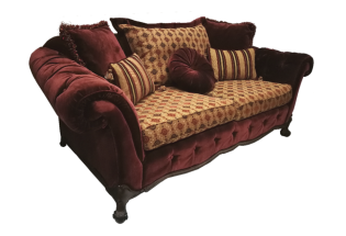 Sofa dvivietė 190*112*94