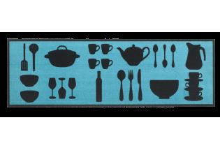 Kilimėlis Cook&Wash DishesTurq 0.50*1.50
