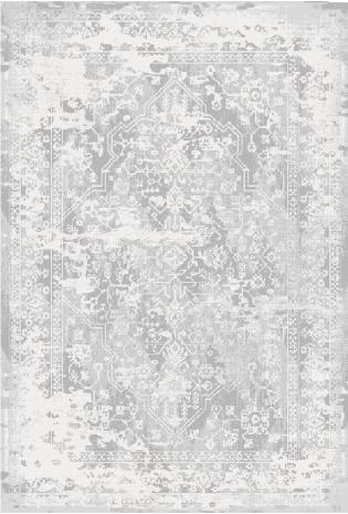 Kilimas Butik 0.80*1.50 C A Grey /D Grey
