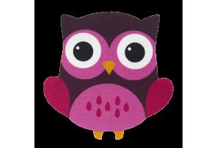 Kilimėlis NJoy Owl Pink 0.67*0.67