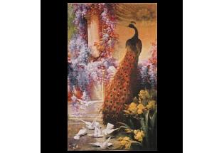 Gobelenas Peacock 64*103 por