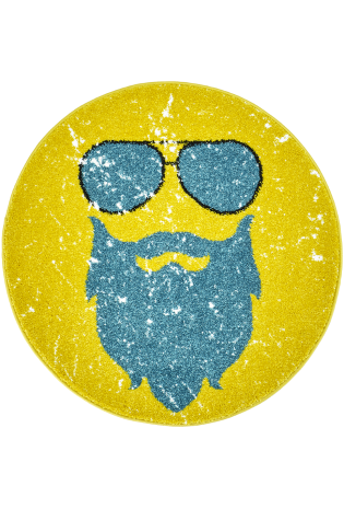 Kilimas Hipster 1.20*1.70ginger