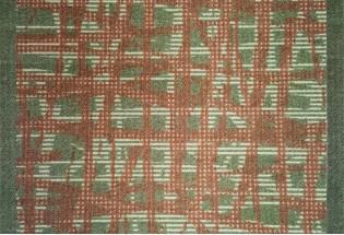 Kilim. takas 1350-002 G 0.67m green net