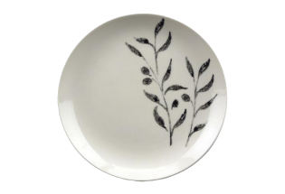 Lėkštė porcelianinė D21