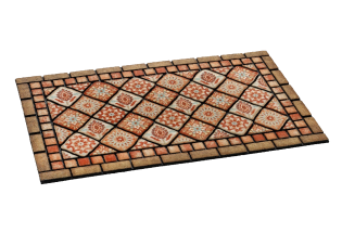 Kilimėlis Eco MP Indian Tiles 0.46*0.76