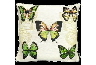 Pagalvėlė Five butterflies