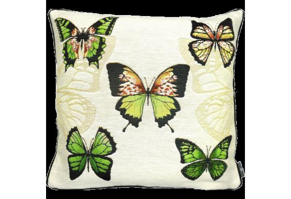 Pagalvėlė Five butterflies 50*50