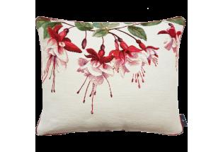 Pagalvėlė Fuchsia Flowers 40*50