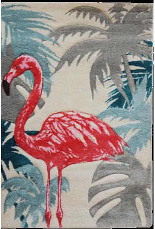 Kilimas Broadway 1.20*1.70 flamingo