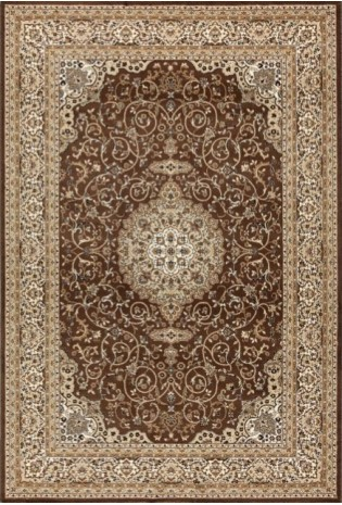 Kilimas Klasik 1.60*2.35 Brown-L.beige