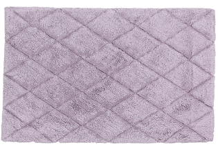 Vonios kilimėlis Diamond Lilac 60*90