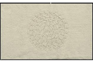 Vonios kilimėlisOriental Flow ecru 60x90