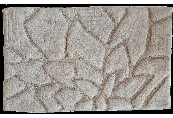 Vonios kilimėlis Lotus beige 50*80
