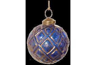 Burbulas dekoratyvinis 7cm (kalėdinė)