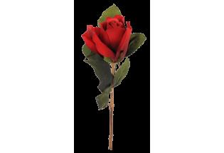 Dirbtinė gėlė Rožė 25cm