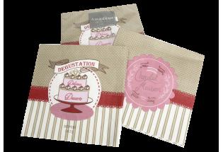Popierinės servetėlės