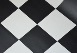 PVC danga Essentials-120 Schachbrett 3m