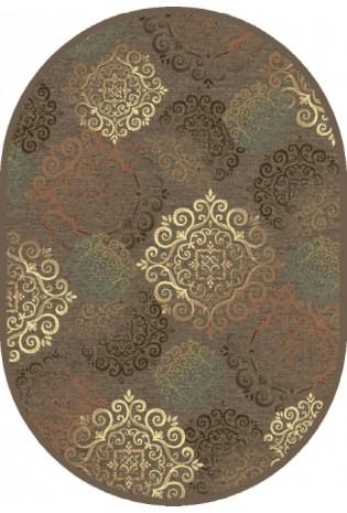 Kilimas Genova 1.35*1.95 ovalas