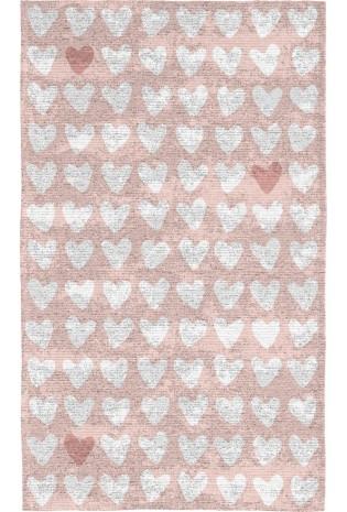 Kilimas Pink love-417 1.20*1.70