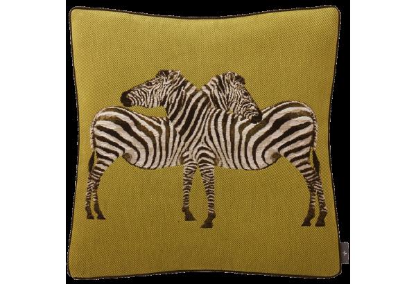 Pagalvėlė Couple of zebra green 40*50