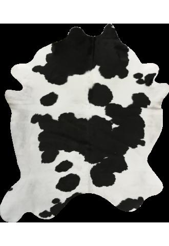 Kailis Cowhide Natural 2.30*1.93 Natural black