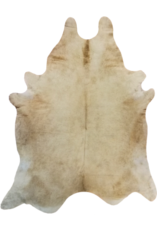 Kailis Cowhide Natural 2.1*2.8 beige