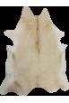 Kailis Cowhide Natural 3.70*4.39 beige