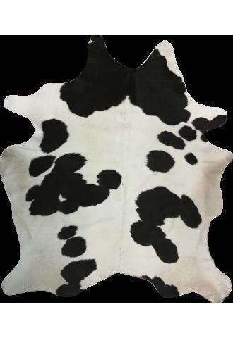 Kailis Cowhide Natural 2.15*2.40 natural black brown