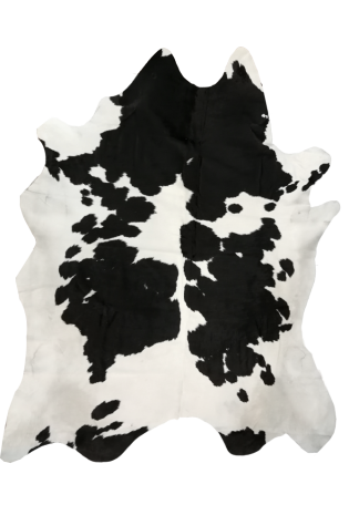Kailis Cowhide Natural 2.57x2.12