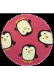 Kilimas Pastel Kids 1.20*1.20 55RGR ov