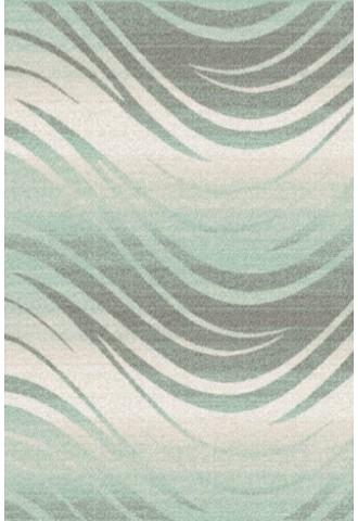 Kilimas Softness 1.35*1.90 d.grey/sage green