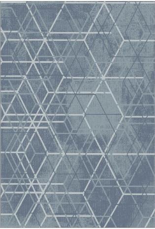 Kilimas Isphahan 0.65*1.35 dark blue