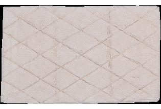Vonios kilimėlis Diamond ecru 60x90