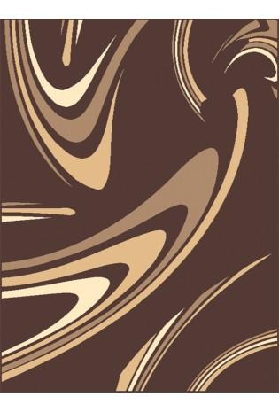 Kilimas Frise karmel 0.4*0.6 coffee braz