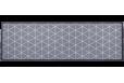 Kilimėlis Cook&Wash triangle grey 0.50*1.50