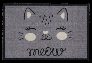 Kilimėlis Impression Meow grey 0.40*0.60