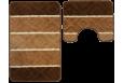 Vonios kilimėlis Romb c.bež 0.5*0.8kompl
