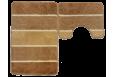 Vonios kilimėlisMulti Lisce 0.5*0.8 kom.