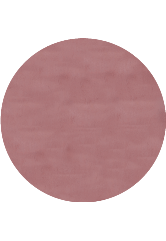 Kilimas Bellarossa 0.80*0.80 rose apvalus