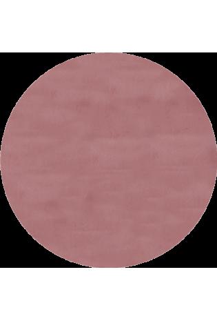 Kilimas Bellarossa 1.10*1.10 rose apvalus