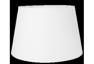 Gaubtas baltas 40cm