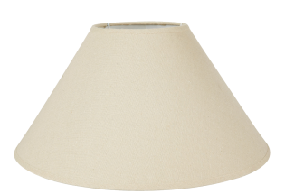 Gaubtas lino spalvos 35 cm