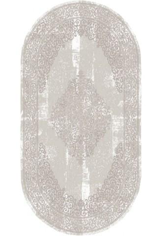 Kilimas Pera 0.80*1.50 c.beige/d.beige oval