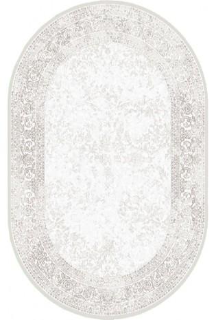 Kilimas Pera 0.80*1.50 l.beige/ivory oval