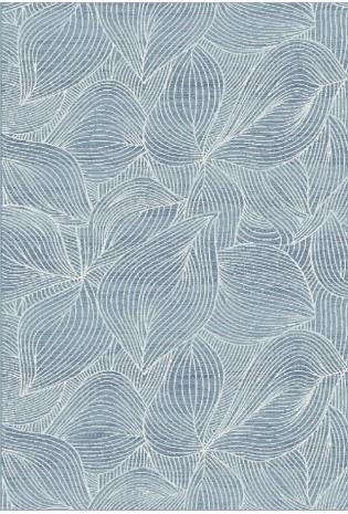 Kilimas Isphahan 0.65*1.35bl.grey/l.blue