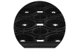 Kilimėlis Eyemat-002 0.45*0.75