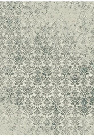 Kilimas Micro Softness 1.60*2.30 pearl white/saphire blue