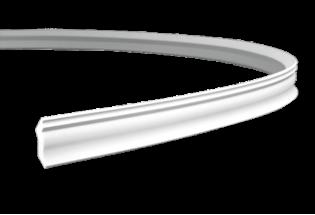 Karnizas profilis lankstus 1.50.150