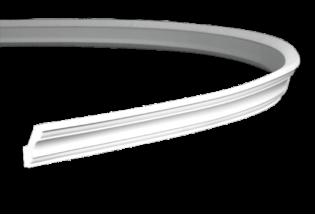 Karnizas profilis lankstus 1.50.115