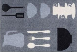 Kilim. takas Run&Wash dishes grey 0.67